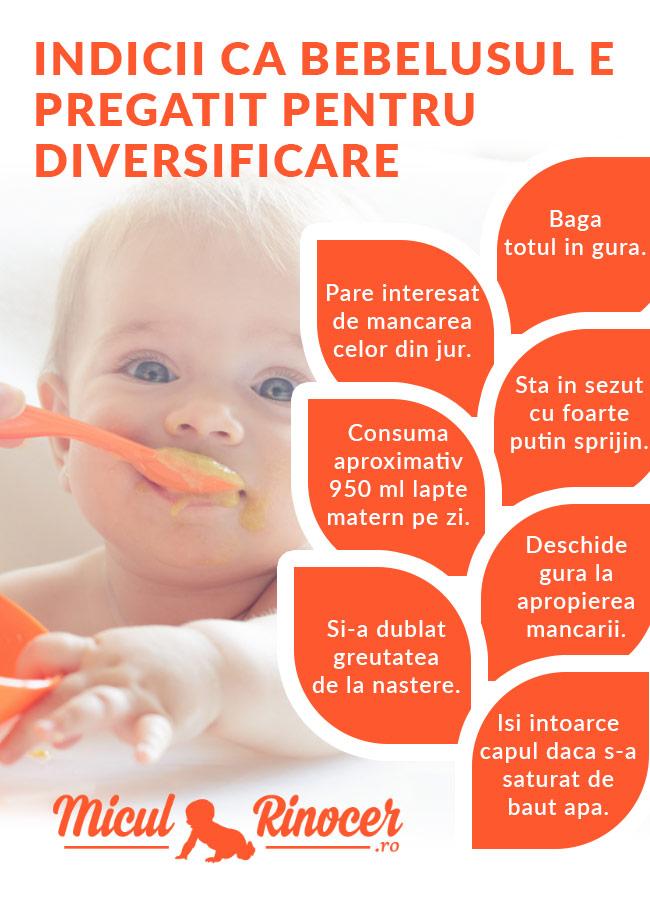 diversificare oem, bebelus, MiculRinocer.ro