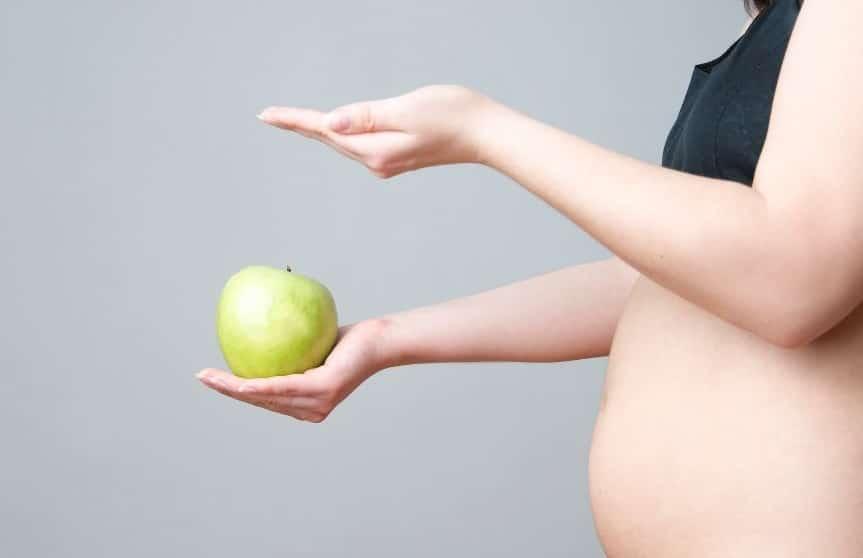 poți să pierzi grăsimea înapoi în timpul sarcinii