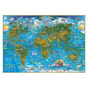 Cea Mai Buna Harta A Lumii Pentru Copii Recenzii In Aprilie 2020