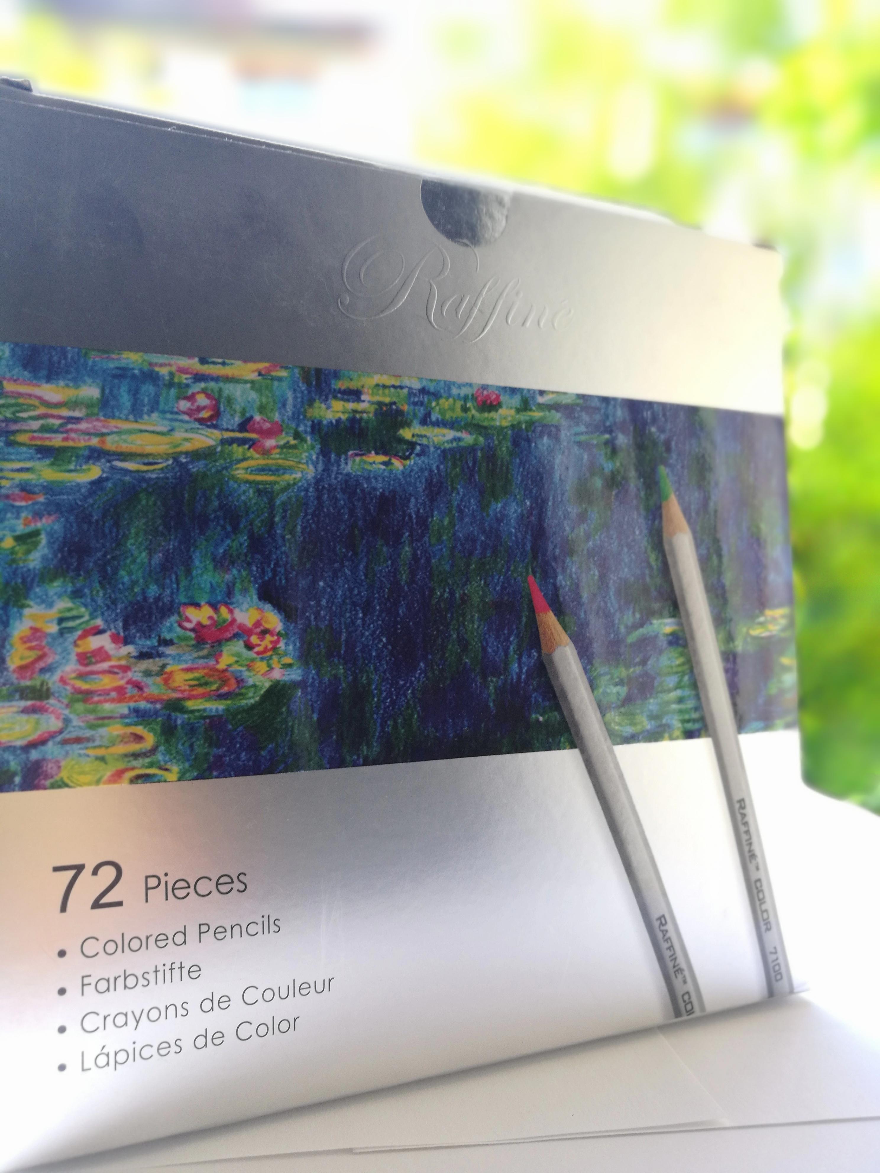 am testat creioane colorate Fine Art de la Marco Raffine si aici gasesti recenzia publicata pe MiculRinocer.ro