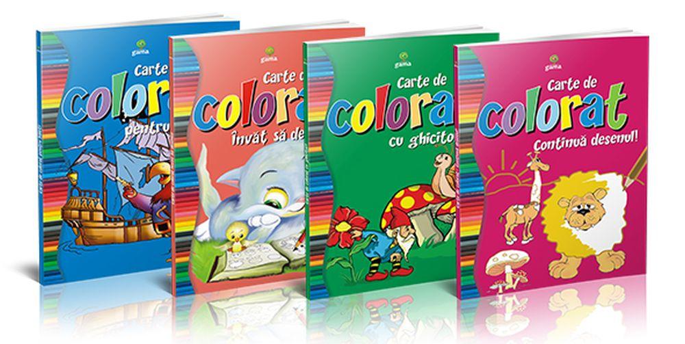 Carti De Colorat Bune Pentru Copii Ghid Clasament Si