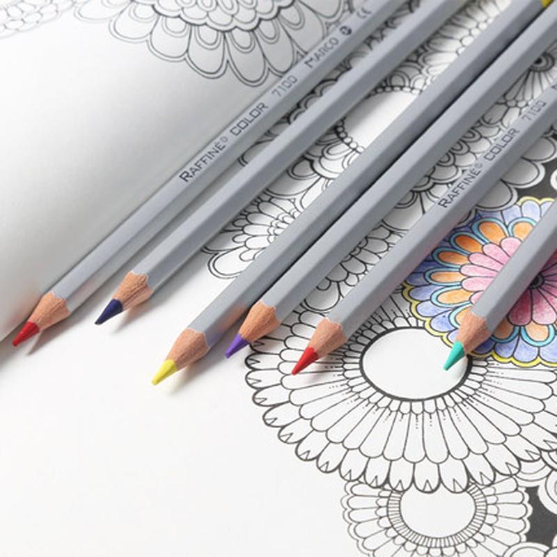 Creioane colorate Raffine Marco Fine Art