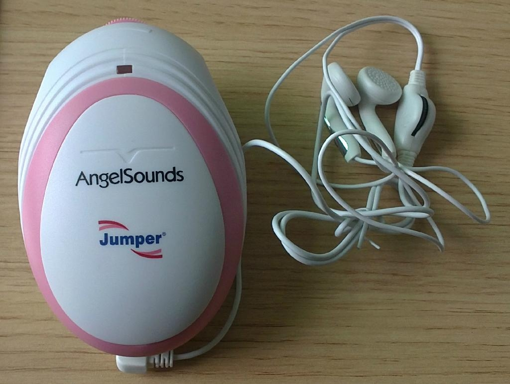 Monitor fetal Angelsound Jumper JPD-100S scos din cutie
