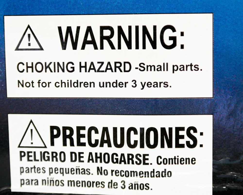Precautiile la utilizare pentru un titirez Beyblade Battle Series