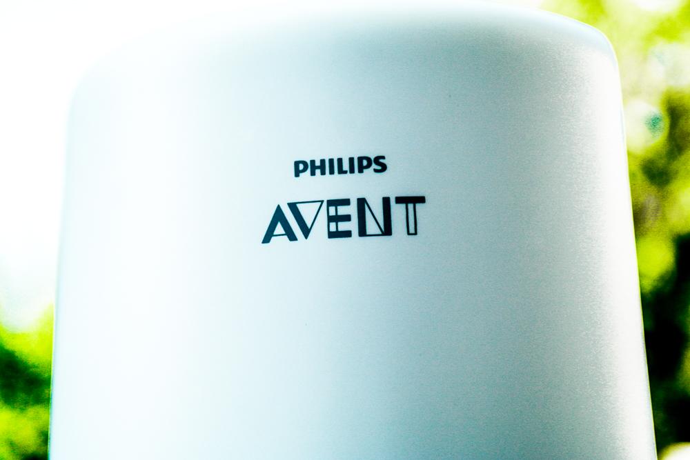 aparat de gatit cu aburi Philips Avent Essential SCF86202 - detaliu capac