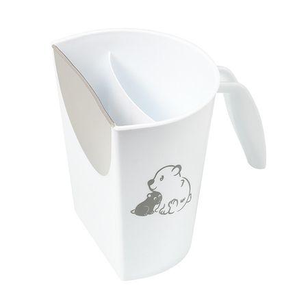 Recipient de clatire Baby Ono Alb - cu ursuleti